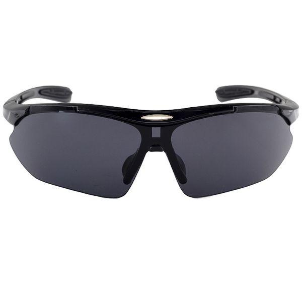 C7 Glossy Black Frame Grey Lens