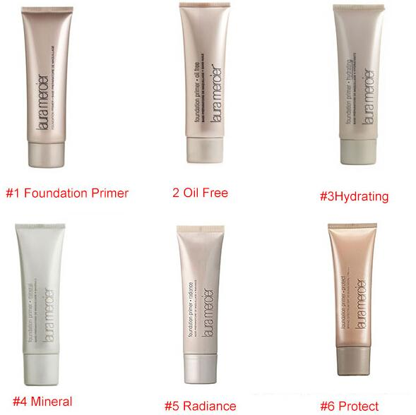 best selling 2016 Laura Mercier Foundation Primer Oil Free Hydrating Mineral Radiance Protect SPF 30 Base 50ml Face Makeup Natural Long-lasting