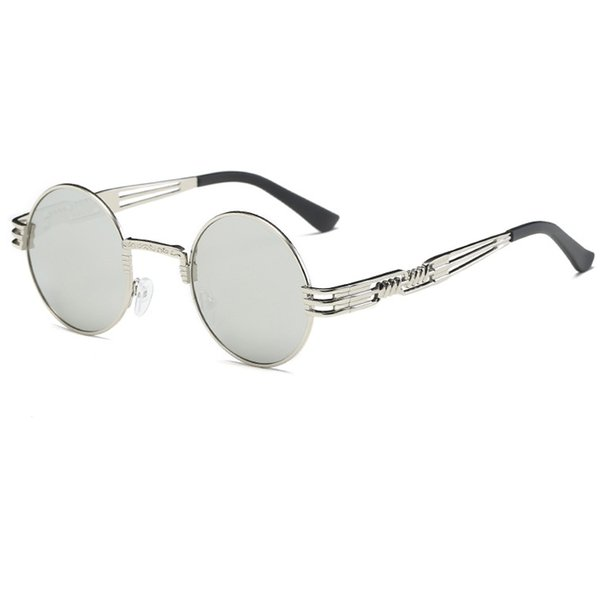 C2 Silver Frame Silver Mirror