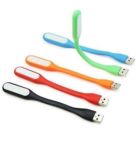 Mini USB LED Işık Lambası Powerbank PC Laptop Notebook için Ayarlanabilir Taşınabilir Esnek USB Şarj, Bilgisayar Klavye Daha