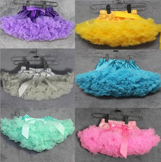 mom mother and daughter TUTU skirts family matching clothes Baby Girls show Skirts Colorful Ball Kids Children Party Dance Skirt TGZ001
