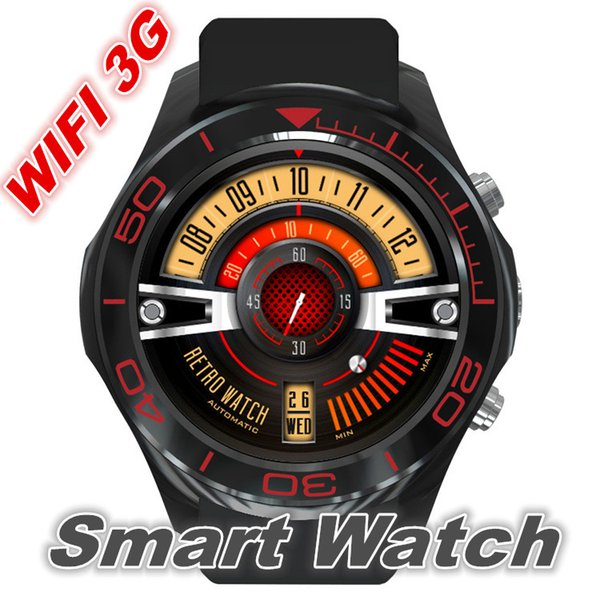 best selling Smart Watch S1 Android smartwatch heart rate monitor wearable device Camera Support 3G Wifi GPS RAM 512MB+ROM 4GB for business