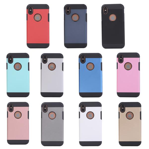 Per custodie per iPhone XR Custodie per armature Silm SGP Silm TPU + PC cover resistente agli urti per iphone x XS MAX 8 7 plus 6s samsung s7 s8 s9 plus note 9