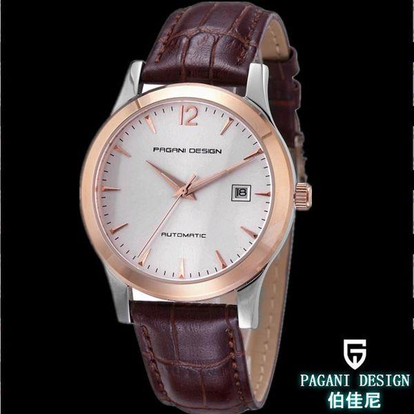 c32685dca80 2018 luxo watchWatches homens marca de luxo Multifuncional Pagani Design  5080 homens de quartzo esporte relógio
