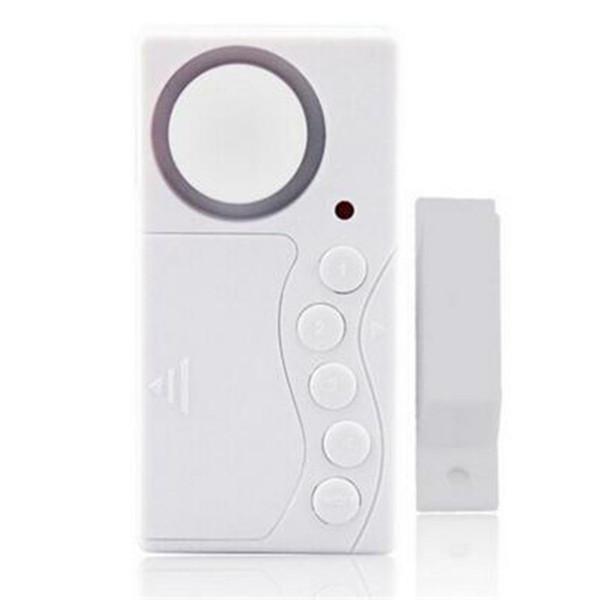 Detector Alarm Password Smart Home Alarm Warning System Magnetic Stripe Home Security Protection Sensor Kit Wireless Siren