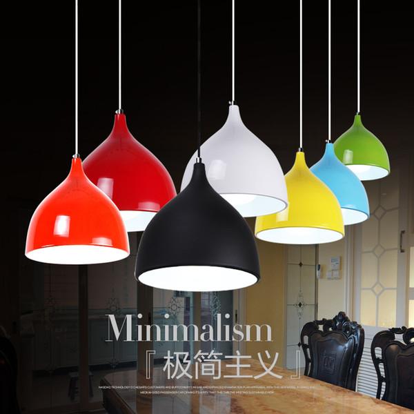 Hohe Qunlity Esszimmer Einfache Kronleuchter Kopf Kleine Nachttisch Lampe  Kopf Mahlzeit Bar Einfache Moderne Kronleuchter Pendelleuchte