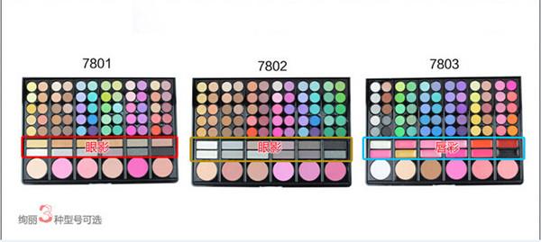 Lidschatten-Farben-Augen-Schatten-Paletten-Augen-Farben-Dame Nude-Augenschminke-Paletten-Augen-Schatten-Verfassungs-Pulver-Palette geben DHL frei
