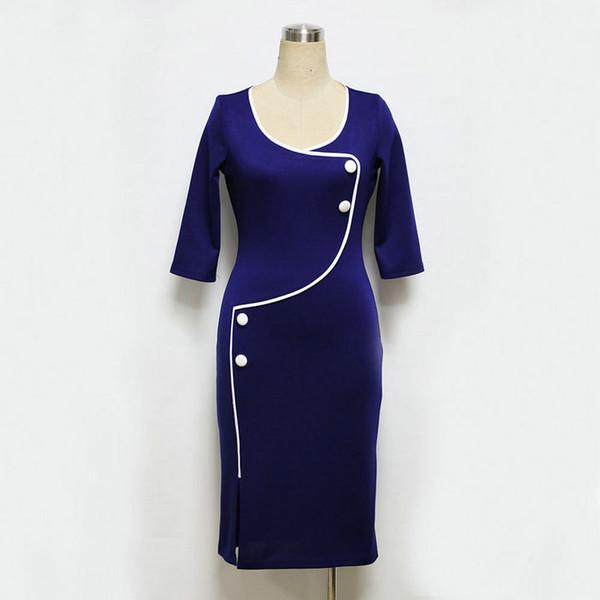 Satın Al Bayanlar Için 2016 Yeni Satış Sonbahar Elbiseler Resmi