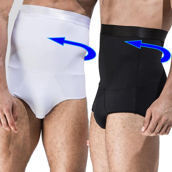 Frauen Hohe Taille Slip Bauch kontrolle Unterwäsche Shaper Höschen Shapewear