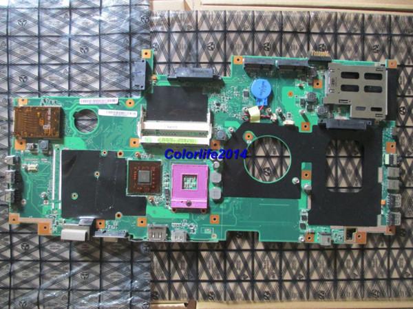für ASUS X71A M70V rev 2.2 08G2A00MV22J Laptop Motherboard (Systemplatine / Mainboard) vollständig getestet funktioniert einwandfrei