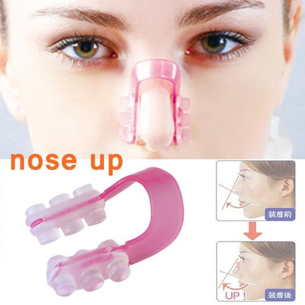 Beautiful Nose Up Nose Lifting Clip For making nose higher more beautiful perfect face best Nose Shaping Clip with Retail packaging