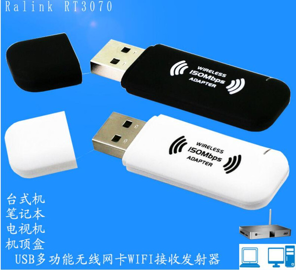 Ralink RT3070 150Mbps Mini 150M USB 2.0 WiFi Wireless network card wi-fi Wlan 802.11 n/g/b Adapter with LED indicator light DHL fast