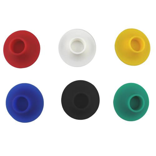 eGo Silicon Suckers ecig Battery holder Colorful EGO Holders display stand EGO-T EGO-C suction cup Stands rubber caps pen holder DHL