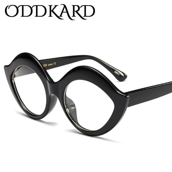 ODDKARD Moda Festa Óculos De Sol Para Homens e Mulheres Popular Designer De Marca Smoky Cat Eye Óculos de Sol Oculos de sol UV400