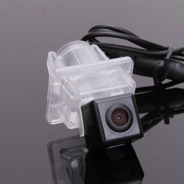 Car Camera For Mercedes Benz C Class W203/W204/W205 Rear View Camera / HD CCD RCA NTST PAL / License Plate Light OEM