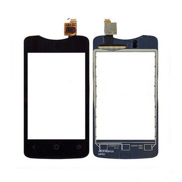 5PCS Black Color Replacement For Acer Liquid Z130 Z3 Touch Screen Digitizer Touch Panel High Quality 1PC/Lot Free Shipping