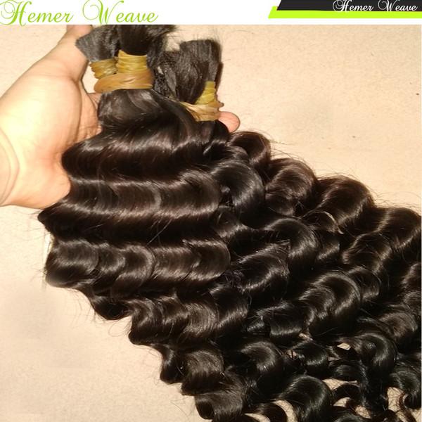 Never Ending Beautiful Hair 4pcs Cheap Virgin Bulk Hair Peruvian tight curly Rommantic curls