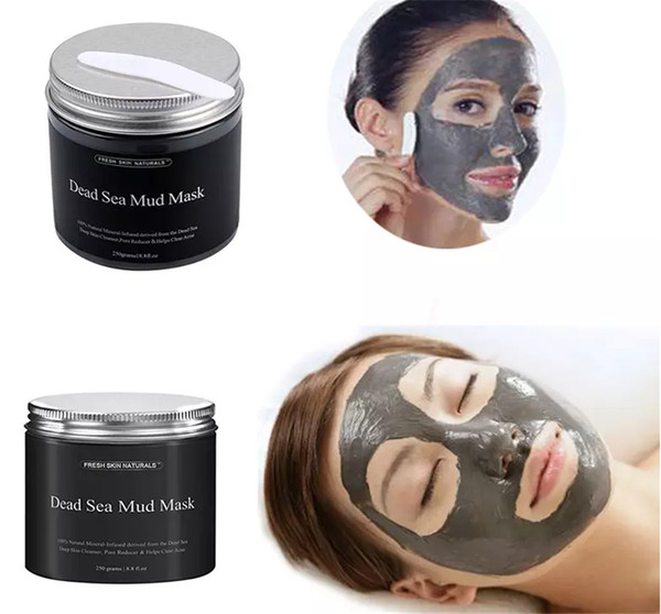 Best Deal New Fashion 250g Women Mask Mud Pure Body Naturals Mineral Beauty Dead Sea Mud Mask for Facial Treatment