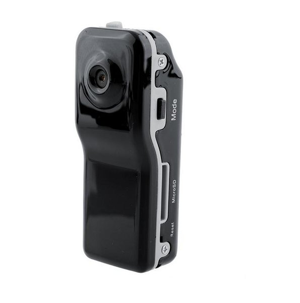 50PCS MD80 High-Resolution Mini DV DVR Sports Video Record Camera Camcorder sound activated recording function JBD-MD80 Free send
