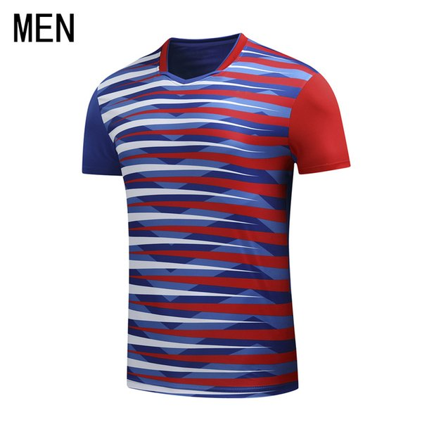Men Red one shirt