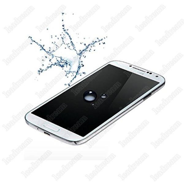 1000pcs 9H 0.3mm 3D gebogener voller Schirm-Abdeckung ausgeglichenes Glas-Schutz für Samsung-Galaxie s3 s4 s5 s6 Anmerkung 2 3 4 kein Paket freies DHL