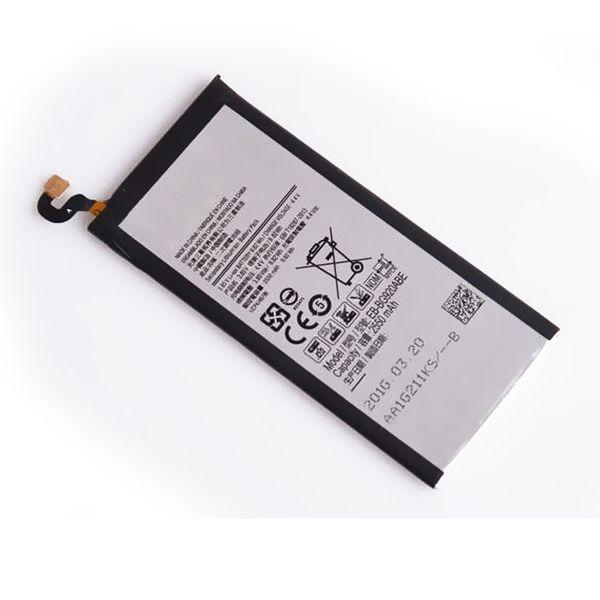 best selling S6 S6 Edge + Original Battery G9200 G9250 EB-BG920ABE EB-BG925ABE Batteries For Galaxy S6 S6E S6E+ Battery Standard Li-ion Battery