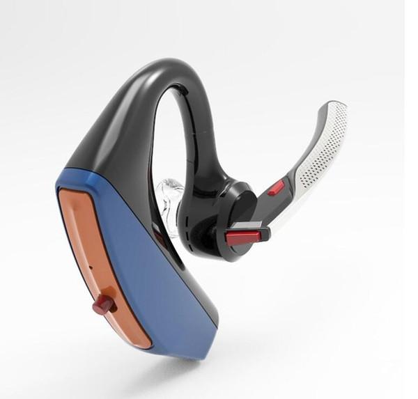 más fresco más nuevo V15 Bluetooth Earphone que cuelga el control de voz estéreo del negocio del auricular de Bluetooth 5200B auriculares que ejecutan el deporte Freeshipping