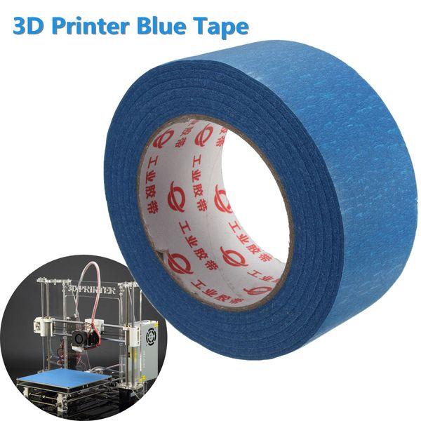 top popular For Reprap 3D Printer 50mx50mm Blue Tape Painters Printing Masking Tool B00046 BARD 2021