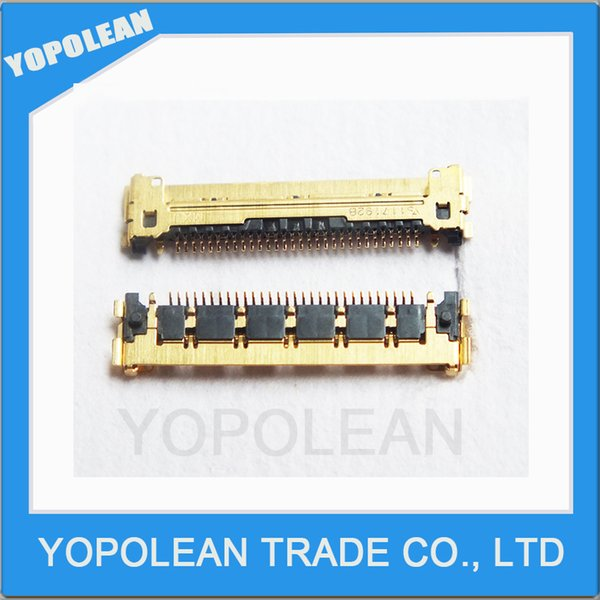 New LCD LED LVDS Screen Connector For iMac A1311 2011 A1418 2012 2013 30 pins LCD Connector