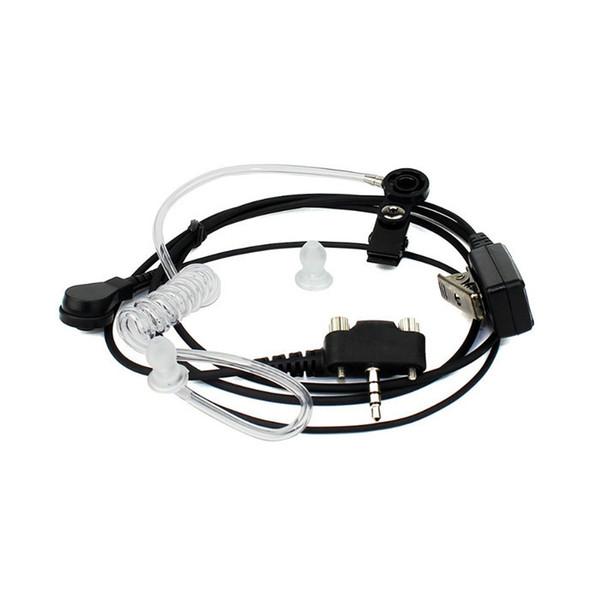 MT201B-PY02 Acoustic Tube Earpiece Headset for VX-140 VX-400 Walkie Talkie Ham Radio Hf Transceiver J6277A