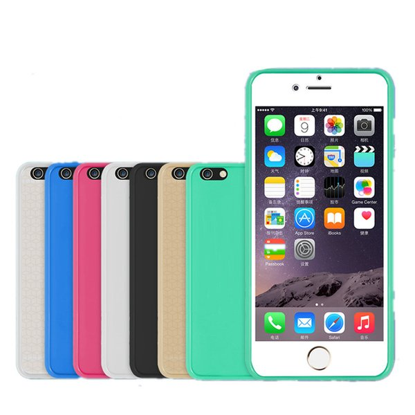 For iPhone Xs Xr Max 8 7/7plus Waterproof phone Cases Bag Colorful full cover Outdoor Case for iPhone 6/6s/5s