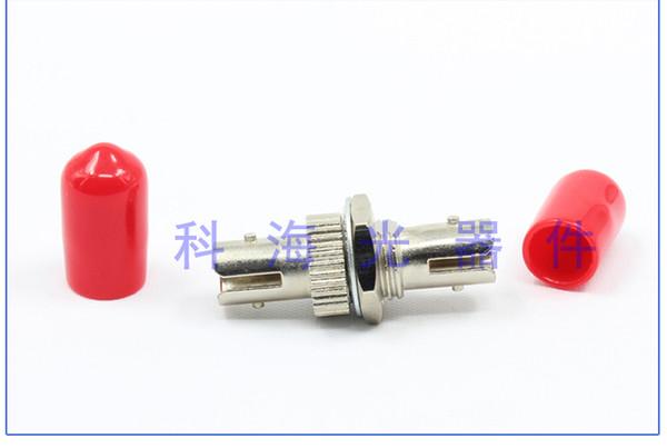 2019 ST To ST Fiber Optic Coupler / Adapter Single Mode / Multi Mode From  Yichengdianzi0412, $0 81 | DHgate Com