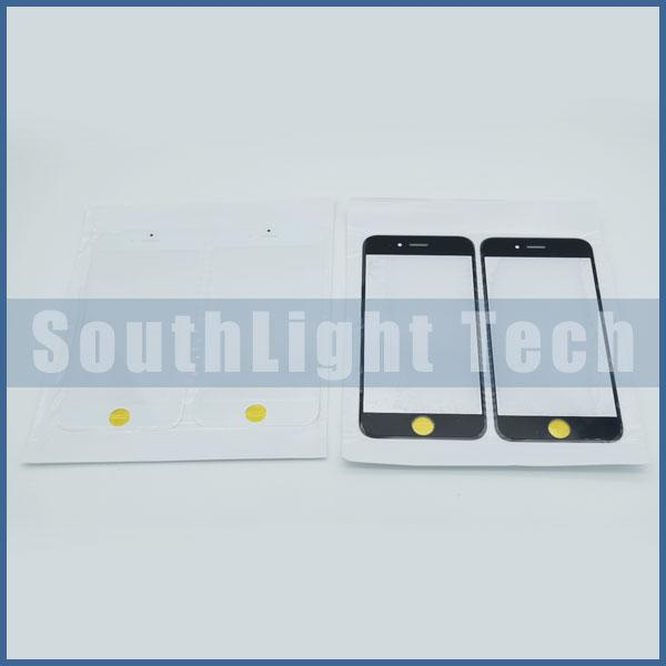 Bulk Price Offering 100% OEM Material Assembled For Iphone 6 6s 4.7 inch LCD Front Outer Touch Screen Glass Lens Panel Replacement Parts