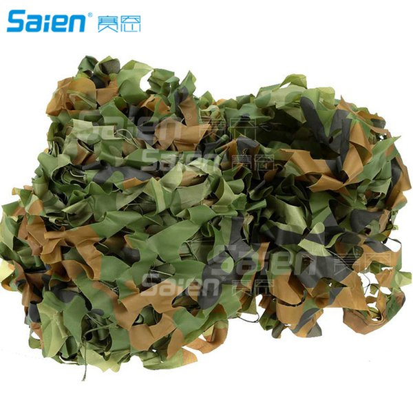 best selling Hunting Camping Camouflage Net Desert Woodland Blinds Camo Netting Mesh Birdwatching Jungle Camouflage Netting