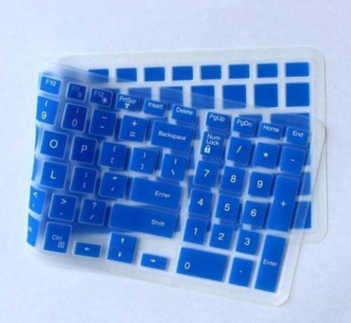 Blue (A) + Clear