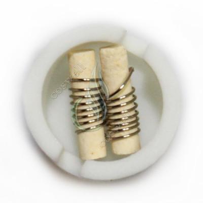 D-Dual Coil Ceramic Rod