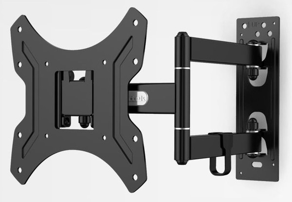 LOCTEK three-arm adjustable LCD monitor and TV bracket mount holder model PSW731S for 10~42inch LCD or TV