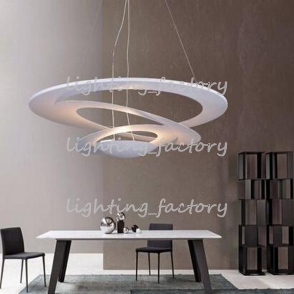 Großhandel Moderne Hängeleuchte Minimalistisches Design Hängeleuchten  Metall Material Hängeleuchte Elegantes Licht Lounge Wohnzimmer Hotel  50/65/80 / ...