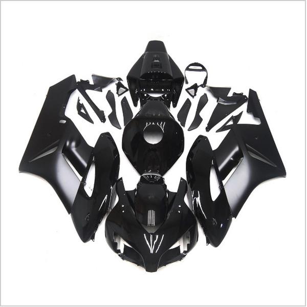 Kit completo de carenado de inyección ABS negro brillante para Honda CBR1000RR 2004-2005