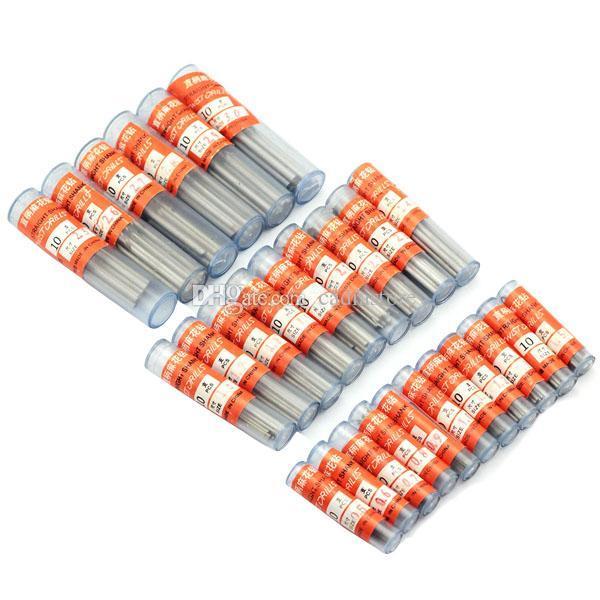10PCS 0.5-3.5mm Micro HSS Twist Drilling Bit Straight Shank Electrical Tool B00378 BARD