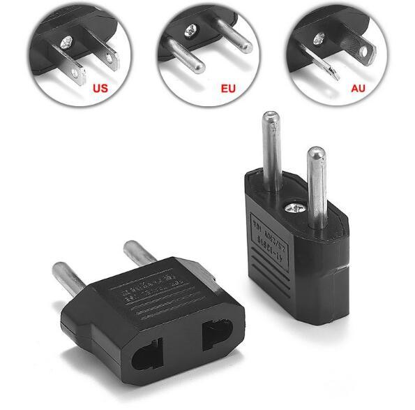 Universal USA Travel Plug Adaptador EU US AU UK Plug Adapter Converter AC Power Electrical Plug Connector 300pcs/lot