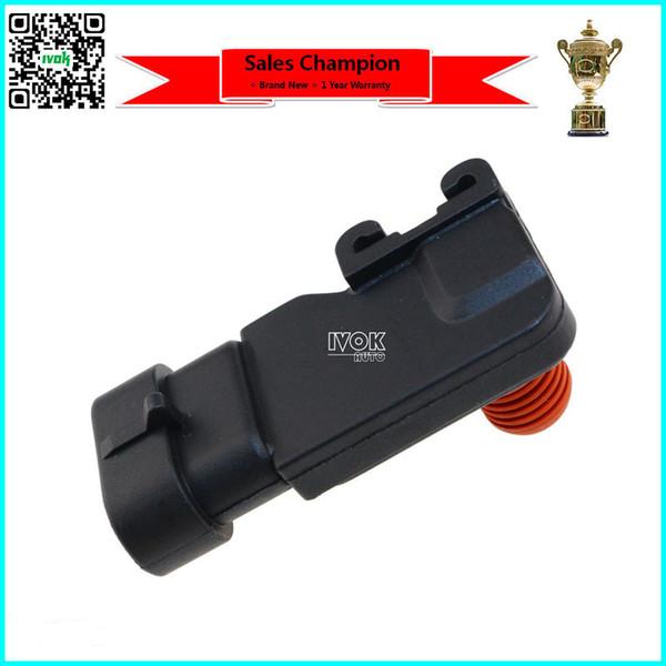 16212460 1 Bar Manifold Air Pressure MAP Sensor Fits For Acura Torrent Colorado Chevy Daewoo Honda Isuzu Pontiac 12614970, 93160018