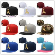 high quality dad hat fashion Cotton gold logo tha Alumni bone masculino Snapback Caps summer Casquette baseball Cap men Woman Hip Hop Cap