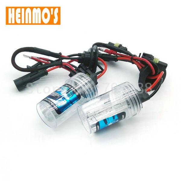 top popular 55W AC single beam bulbs hid xenon bulbs h1 h3 h7 h11 H8 H10 HB3 HB4 9005 9006 880 881 without ballast 2019
