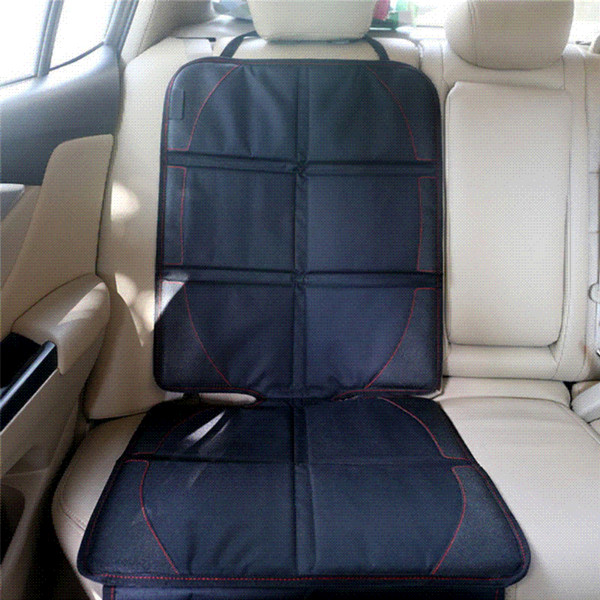 Wondrous Black Car Seat Protector Mat Auto Car Seat Cover Infant Seat Saver Easy Clean Protector Safety Anti Slip Cushion Cover Ea Car Seat Cover Sets Sale Frankydiablos Diy Chair Ideas Frankydiabloscom