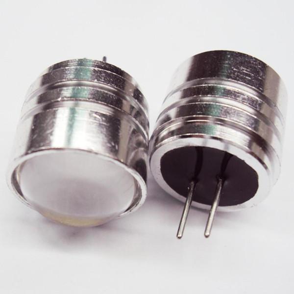 2 Pcs/lot 2.5w G4 Led Bulbs DC12V High Power COB Lamp Replace Halogen Light White/warm White Energy Saving Bulb