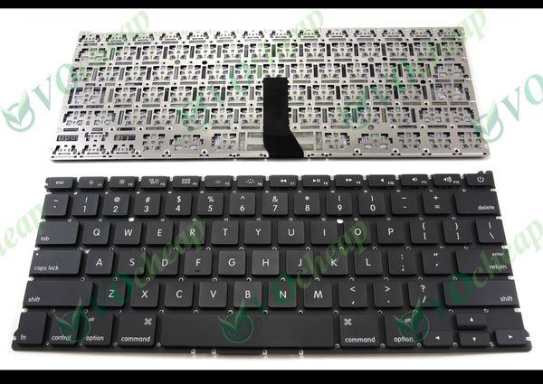 "New Laptop keyboard for Apple Macbook Air 13"" A1369 MC965LL MC966 Black US Version"