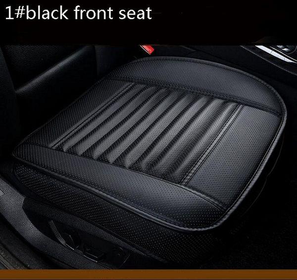 1 # siège avant noir