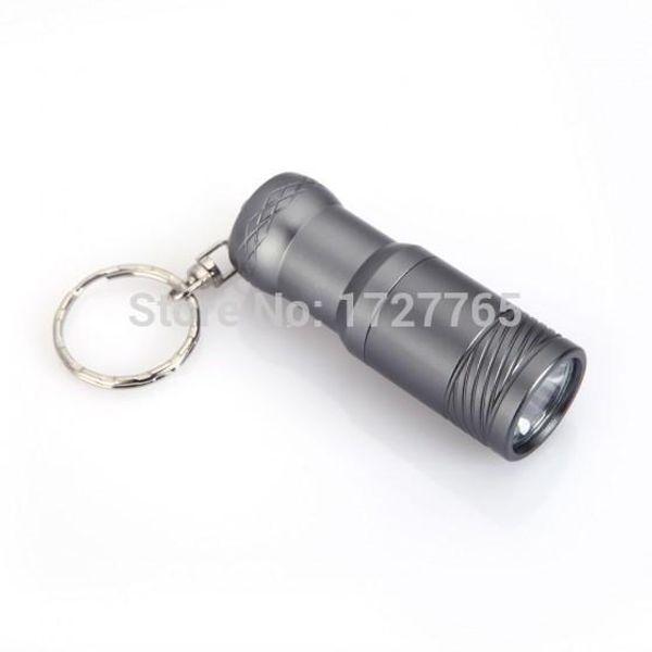 2000 lm camp Flashlight mini torch light waterproof glare mini torch High power CREE T6 LED flashlight free shipping