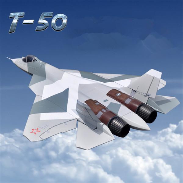 12 Canais 70mm edf rc avião T50 modelo de alta velocidade jato de rtf avião reometro aviões de controle elétrico dropshipping